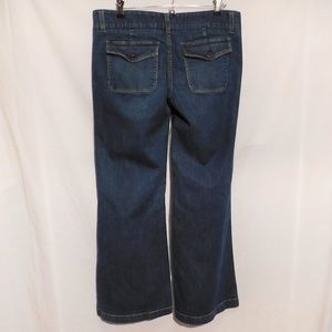 Fossil Jeans - Fossil Wide Leg Flare Jeans